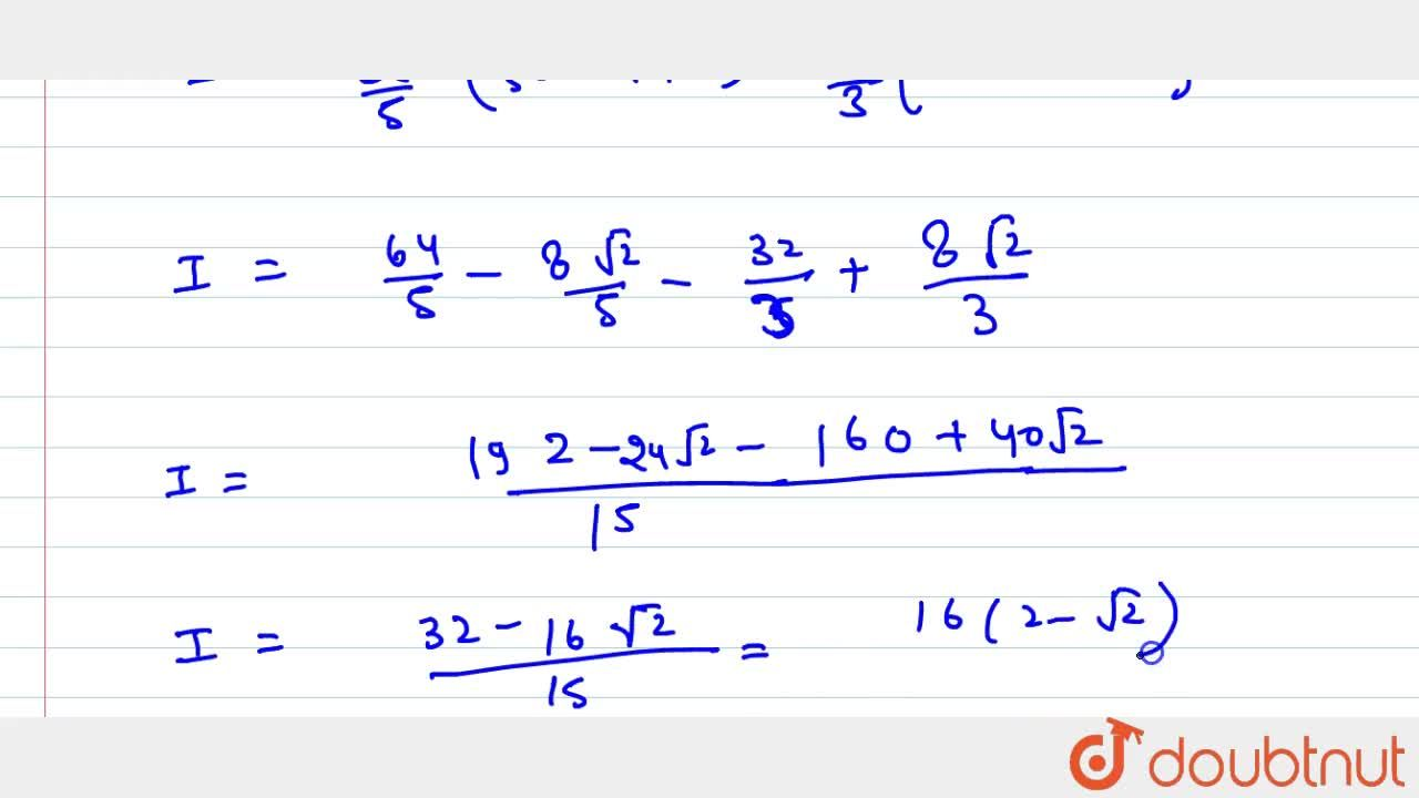 Solution for Evaluate the following integral: int_0^2x\ sqrt(x
