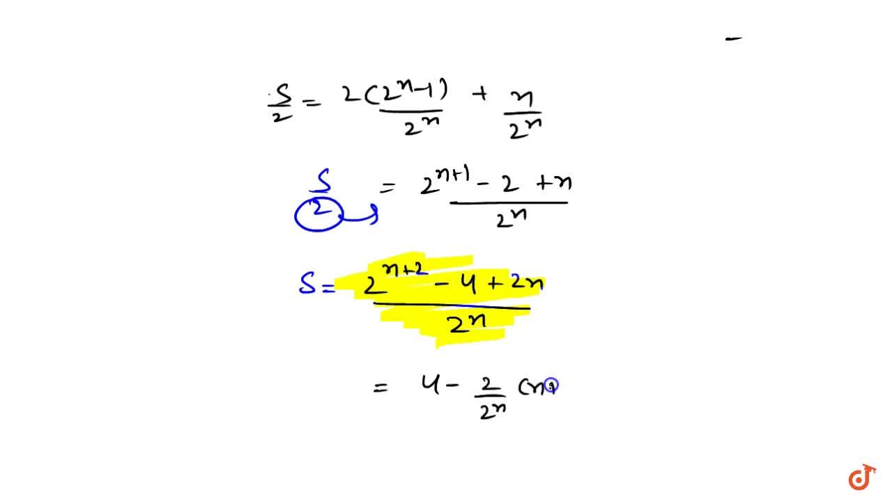 Sum of the following series 1+2,2+3,(2^2)+4,(2^3)+... to n terms