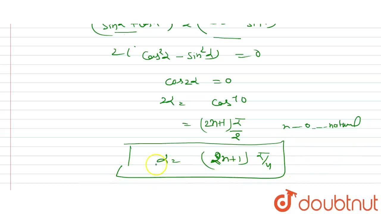 Solution for Let lamda and alpha real. Find the set of all va