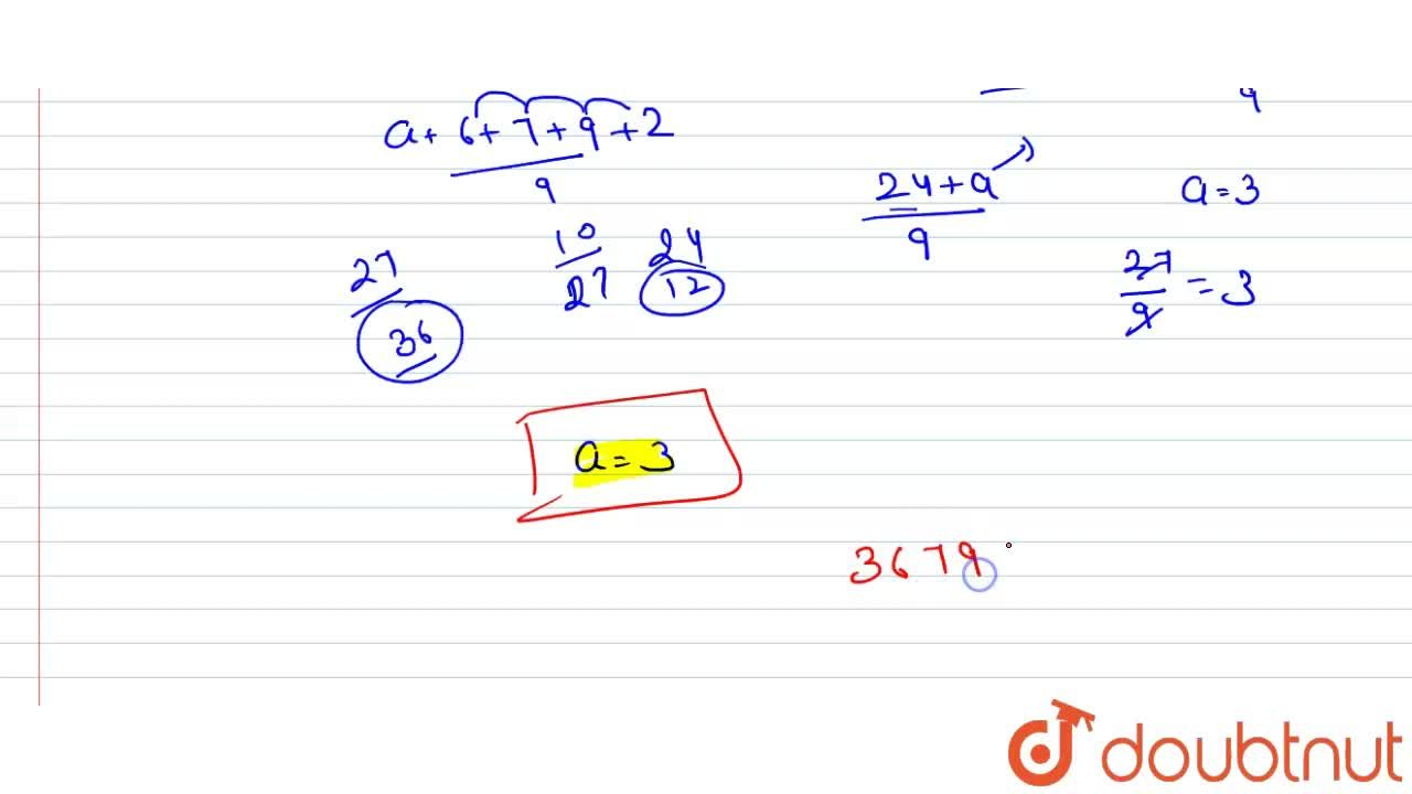 If a679b is a five digit number that is divisible by 72 .determine a and b.