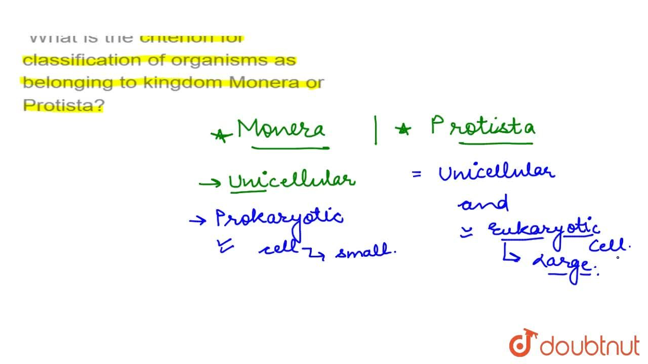 Solution for  What is the criterion for classification of organ