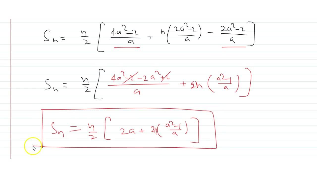 Solution for (2a^2-1),a ,4 a-3,a ,(6a^3-5),a s of the series
