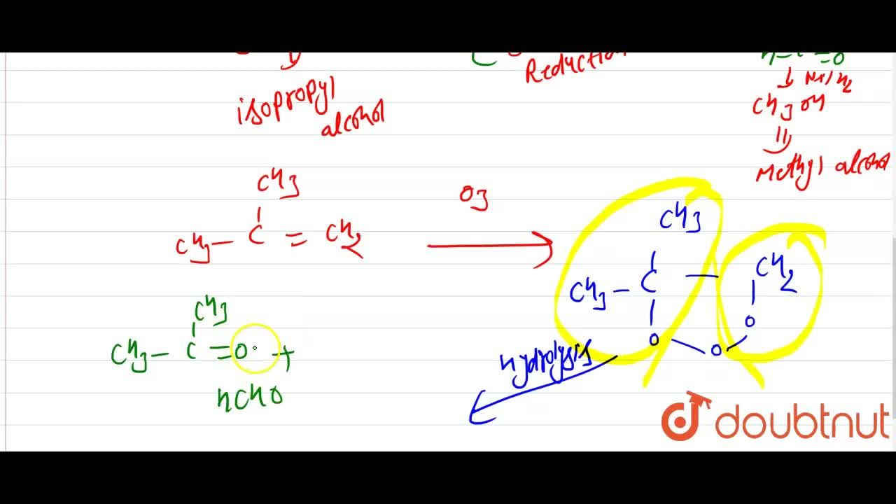 Solution for Complete the following chemical reactions <br> CH
