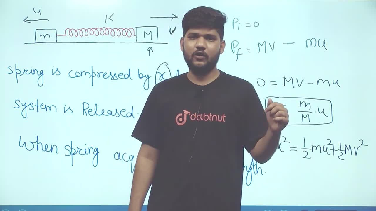 Solution for Centre Of Mass | Important Concepts With Problems