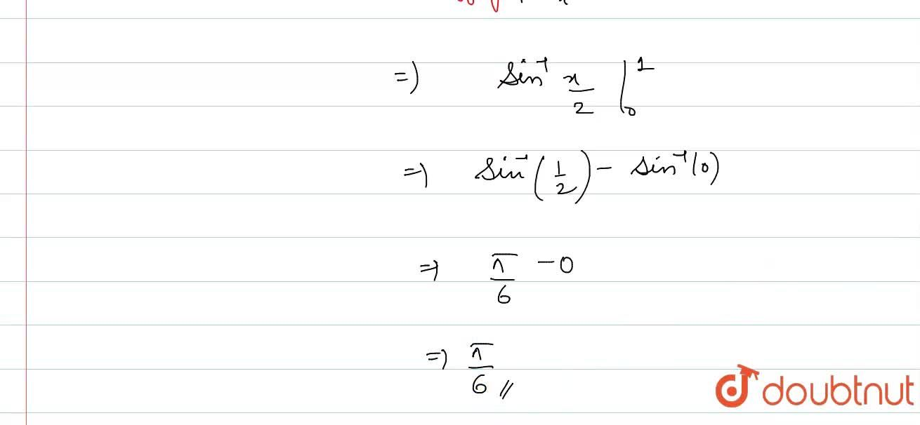 Solution for The value of lim_(n rarr oo)(1,sqrt(4n^(2)-1)+1,s