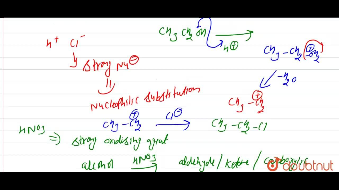 Solution for Dehydration of alcohol to form an alkene is always