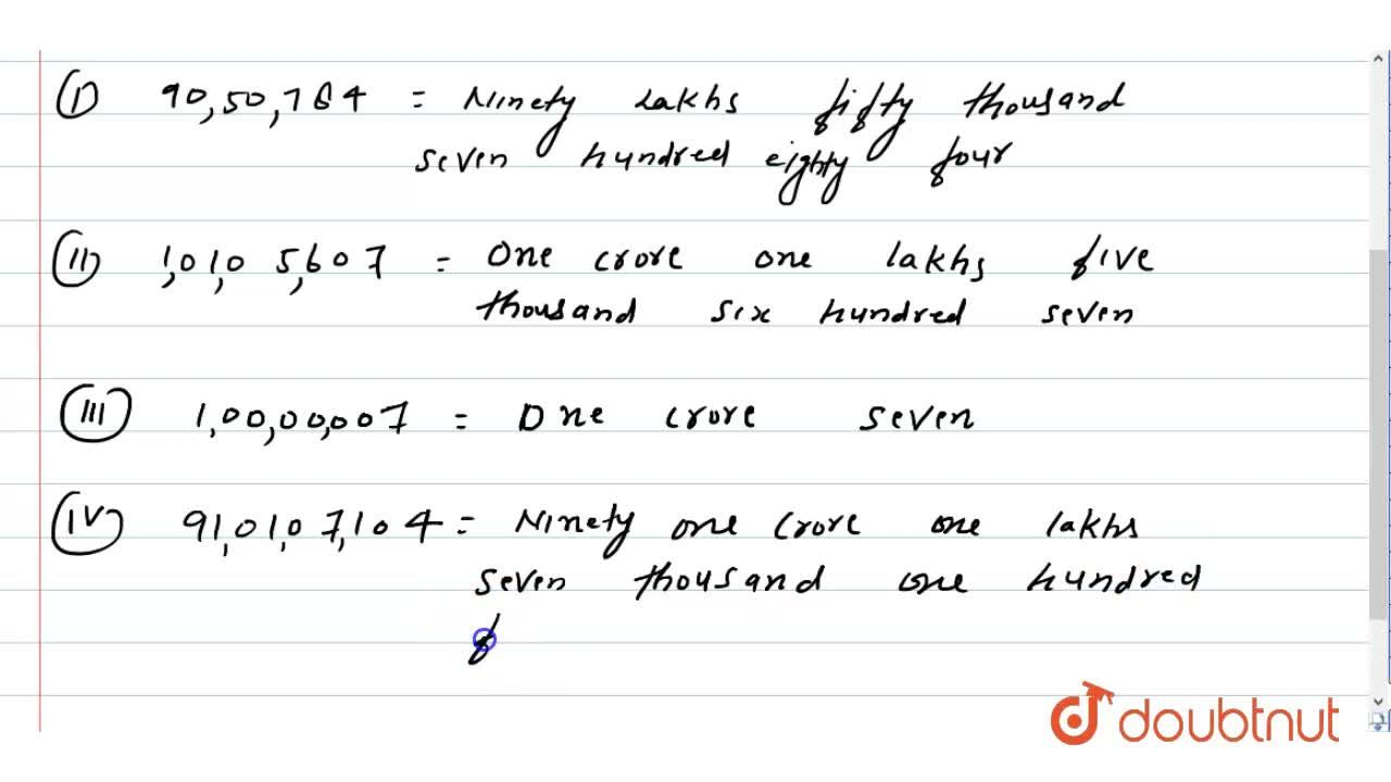Solution for Insert commas in the correct positions to   separa