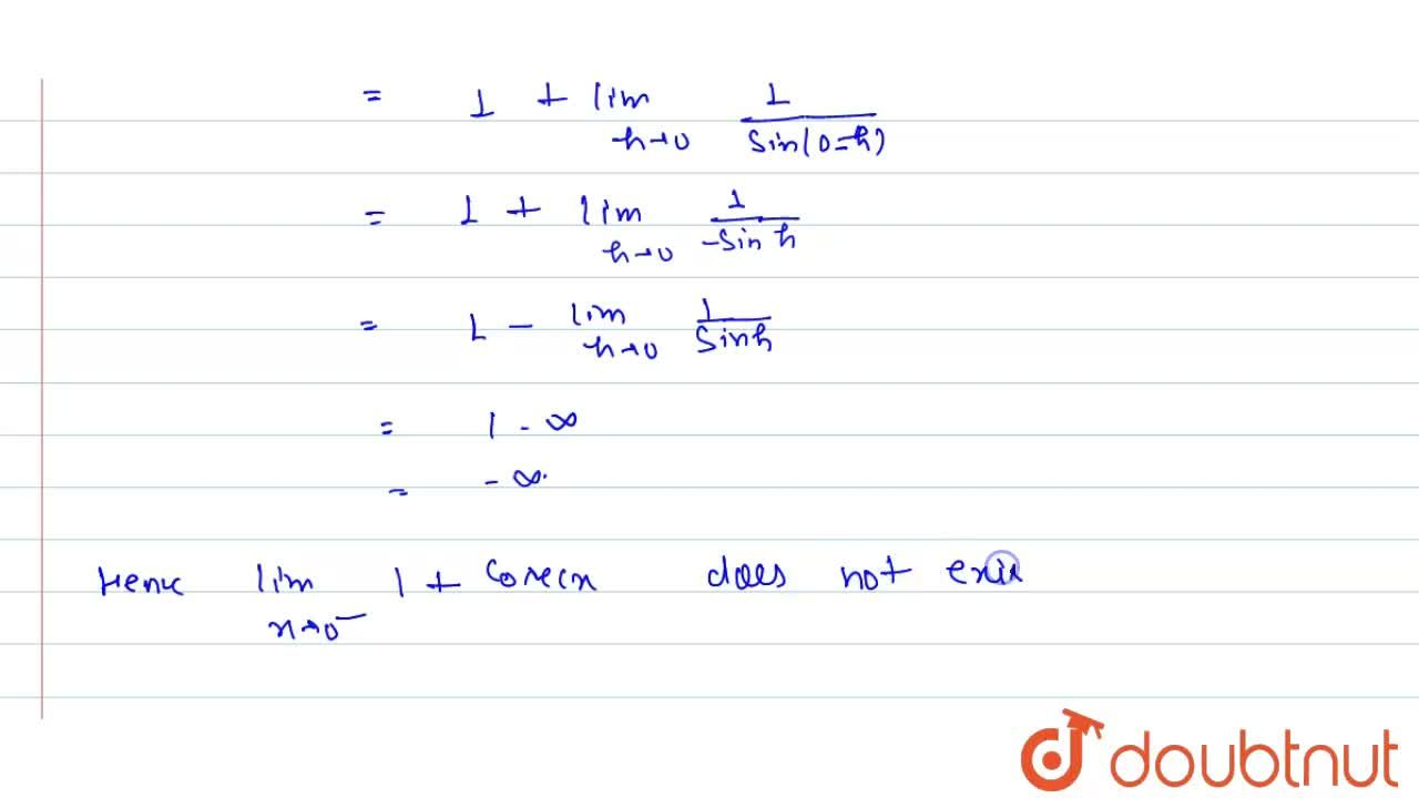 """Solution for Evaluate the following one sided limit: (""""lim"""")_("""