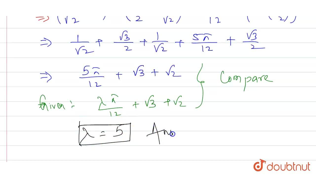 Solution for if f(x)= maximum (sinx,cosx,(1),(2)) and the a