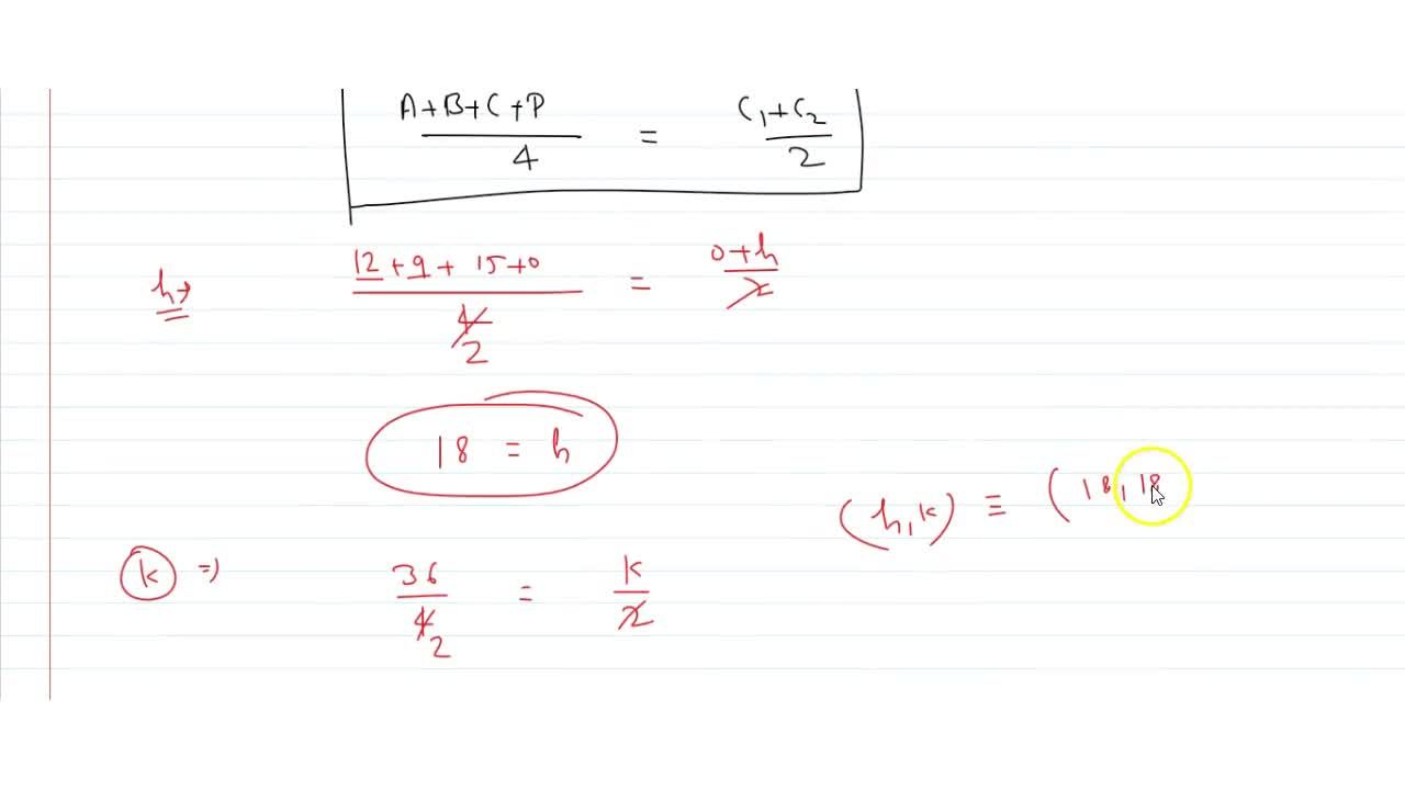 Solution for  If a circle x^2 + y^2 = 225 intersects a rectan