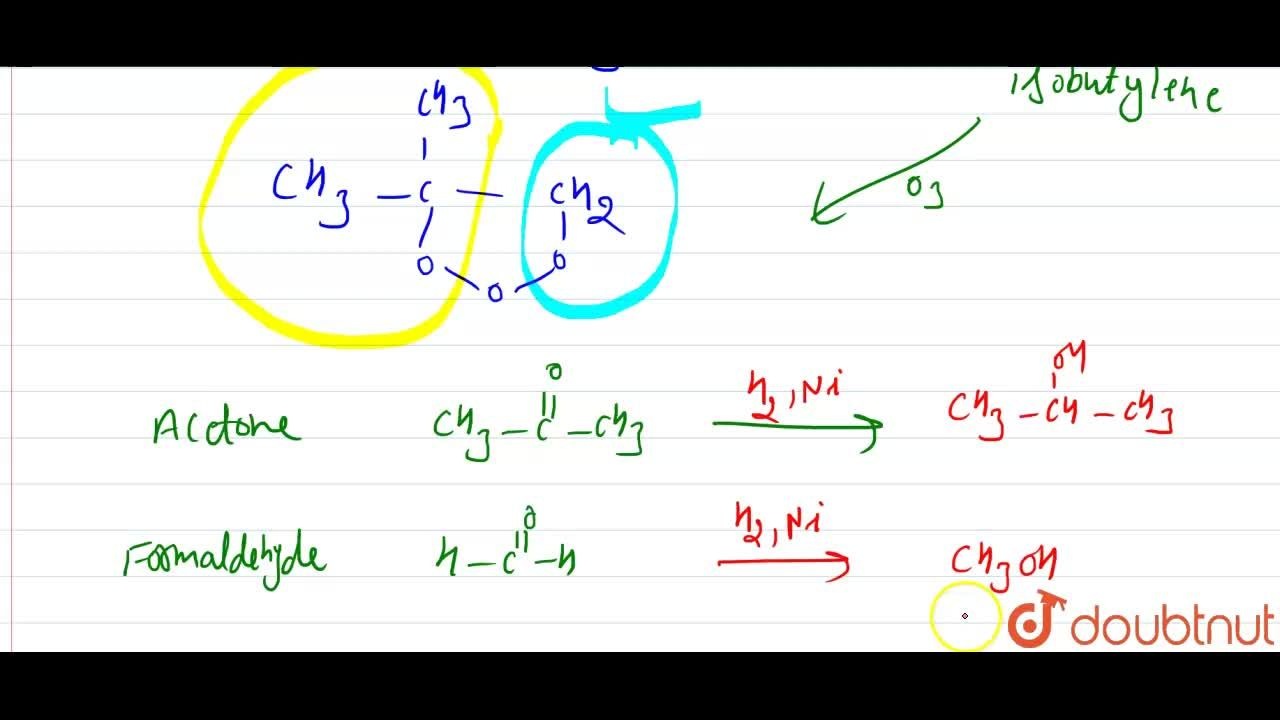 Solution for Complete the following <br> (i) CH_(3)-underset(C