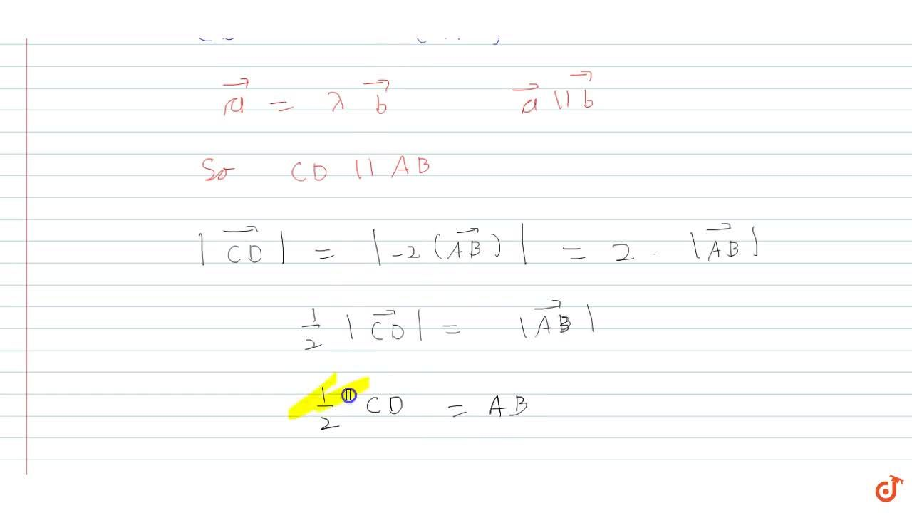 Solution for A(1,1,1), B(2,5,0), C(3,2,-3) and D(1,-6,-1) are t