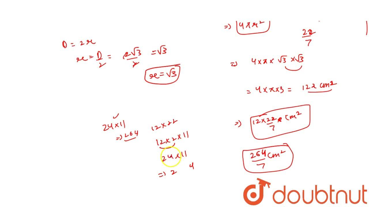 Solution for The diameter of a sphere is 2 sqrt(3) cm. Find i