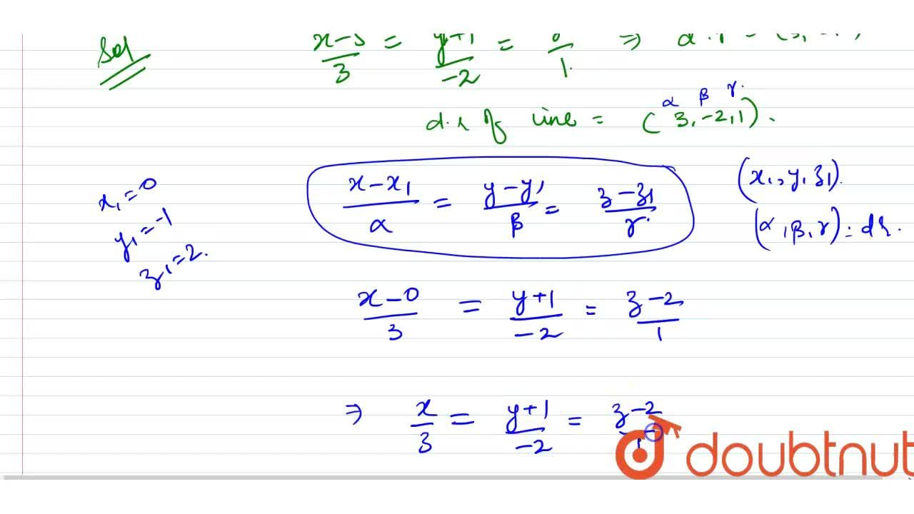 Solution for Find the  equation of a line  parallel to the line