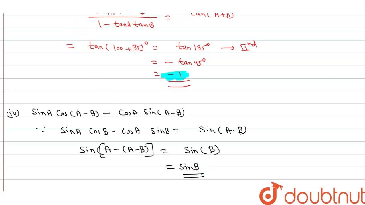 Solution for Evaluate: <br> i) sin48^(@)cos42^(@)+cos48^(@)sin