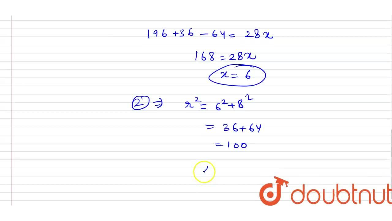 Solution for In the adjoining figure ,AB and CD are two paralle