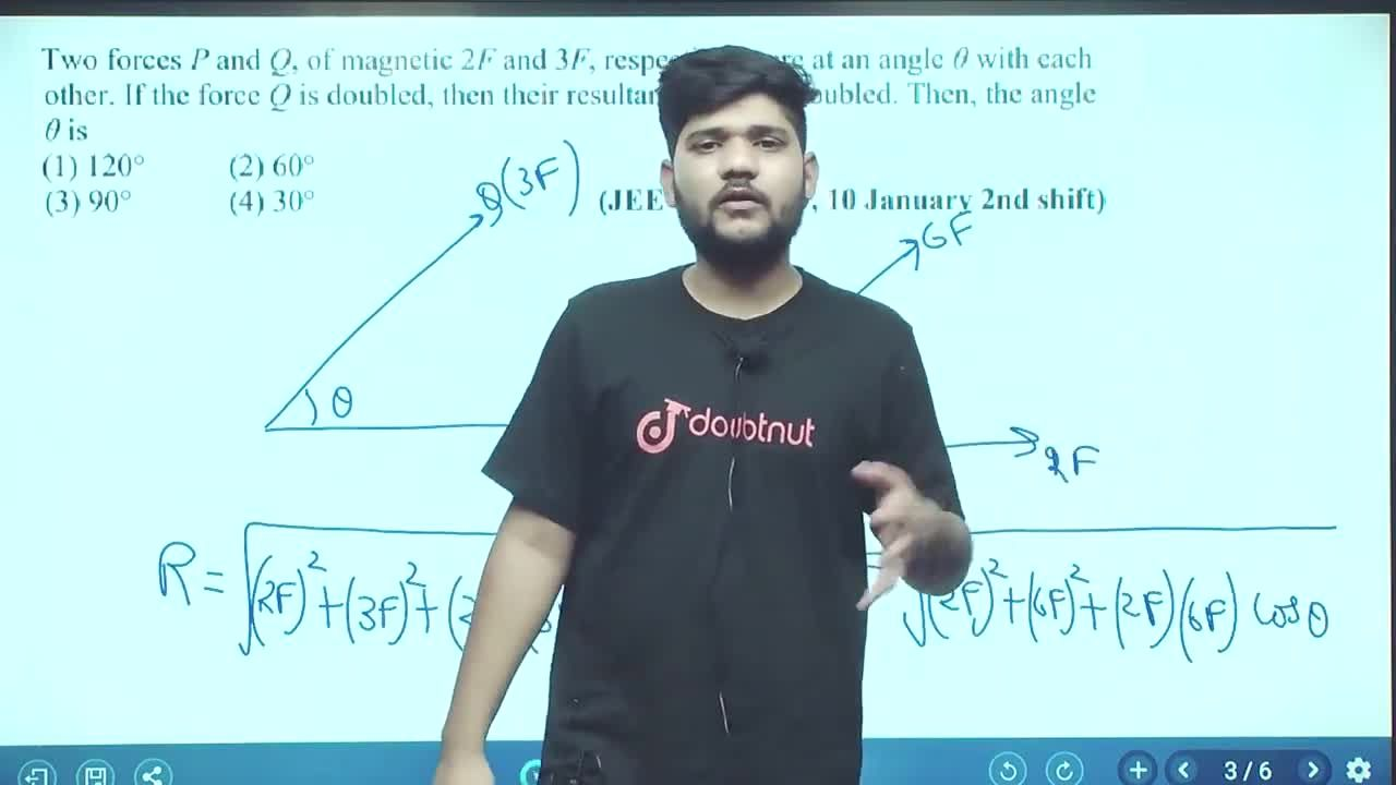 Solution for Newton's Laws Of Motion(NLM)   Friction   Most Imp