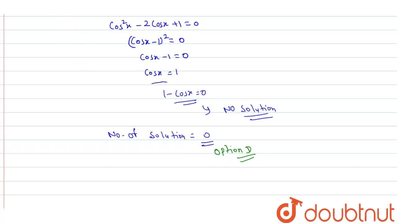 The number of
