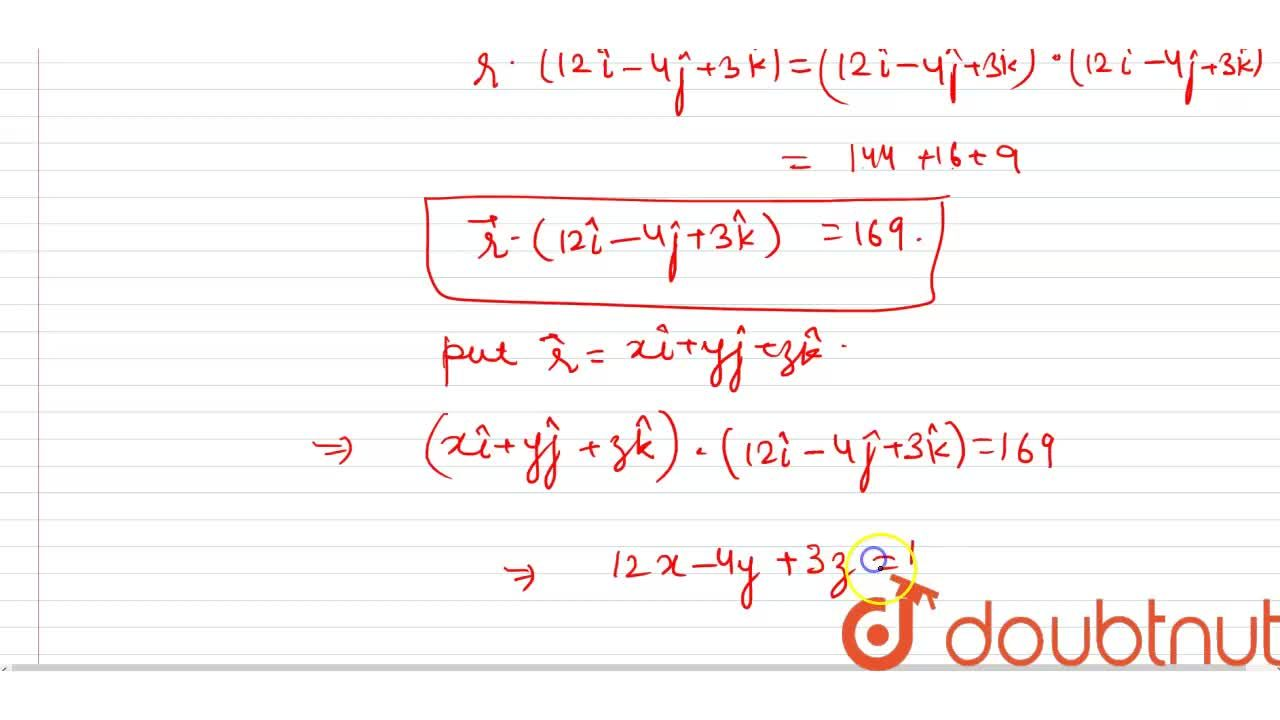 Solution for The coordinate of the foot of the perpendicular dr