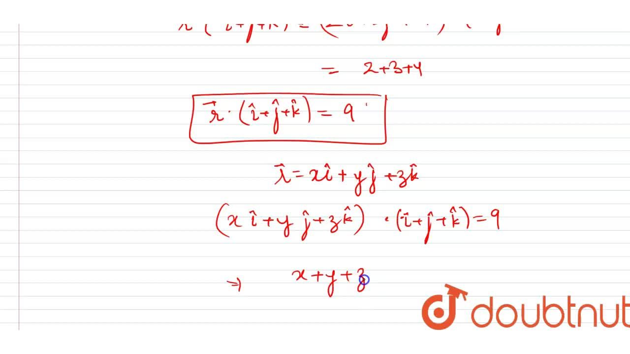 Solution for Find the equation of the plane that bisects the li