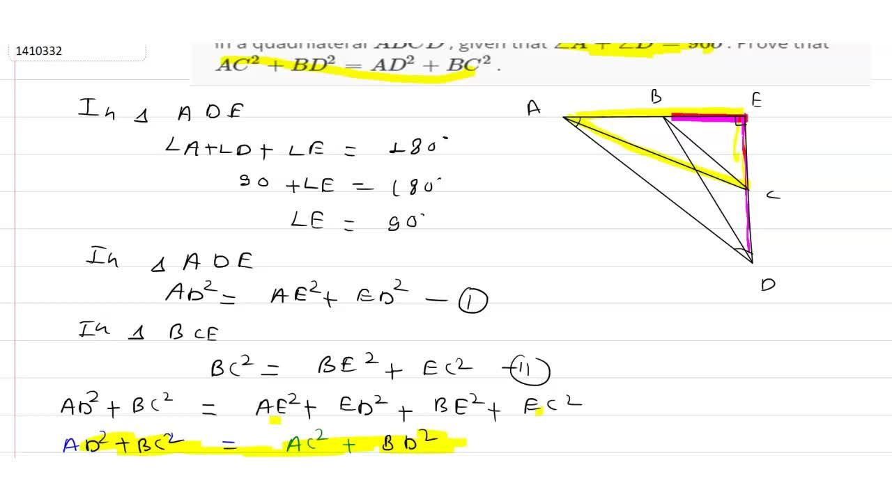 In a
