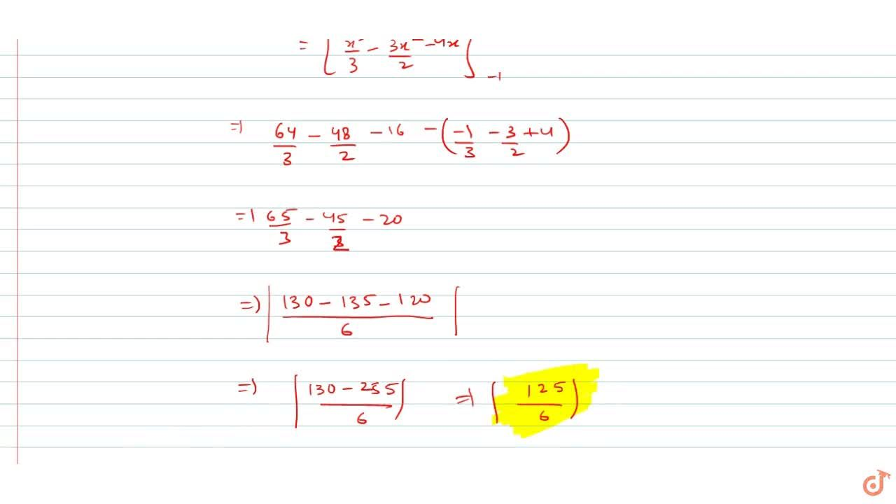 Solution for  find the area enclosed between the curves y=x^2-