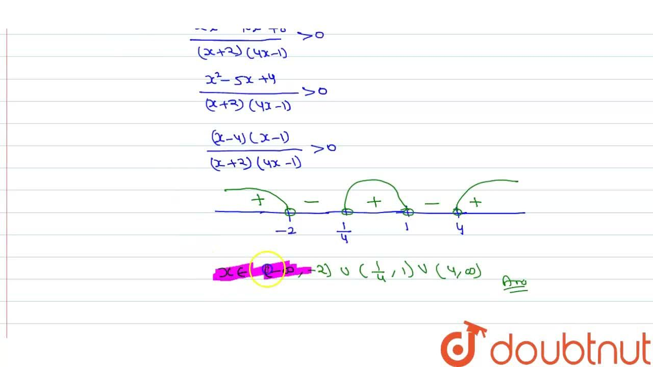 Solution for Solve (x-2),(x+2)gt(2x-3),(4x-1)