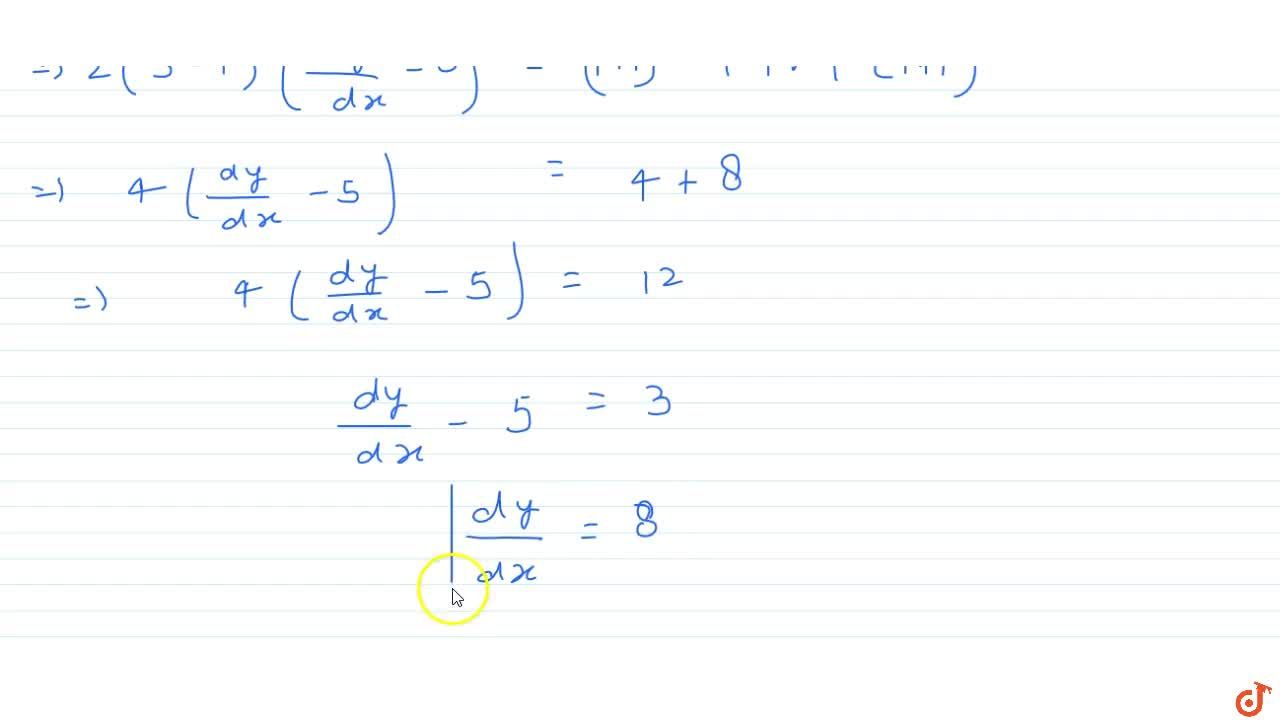 The slope of the tangent to the curve (y-x^5)^2=x(1+x^2)^2 at the point (1,3) is.