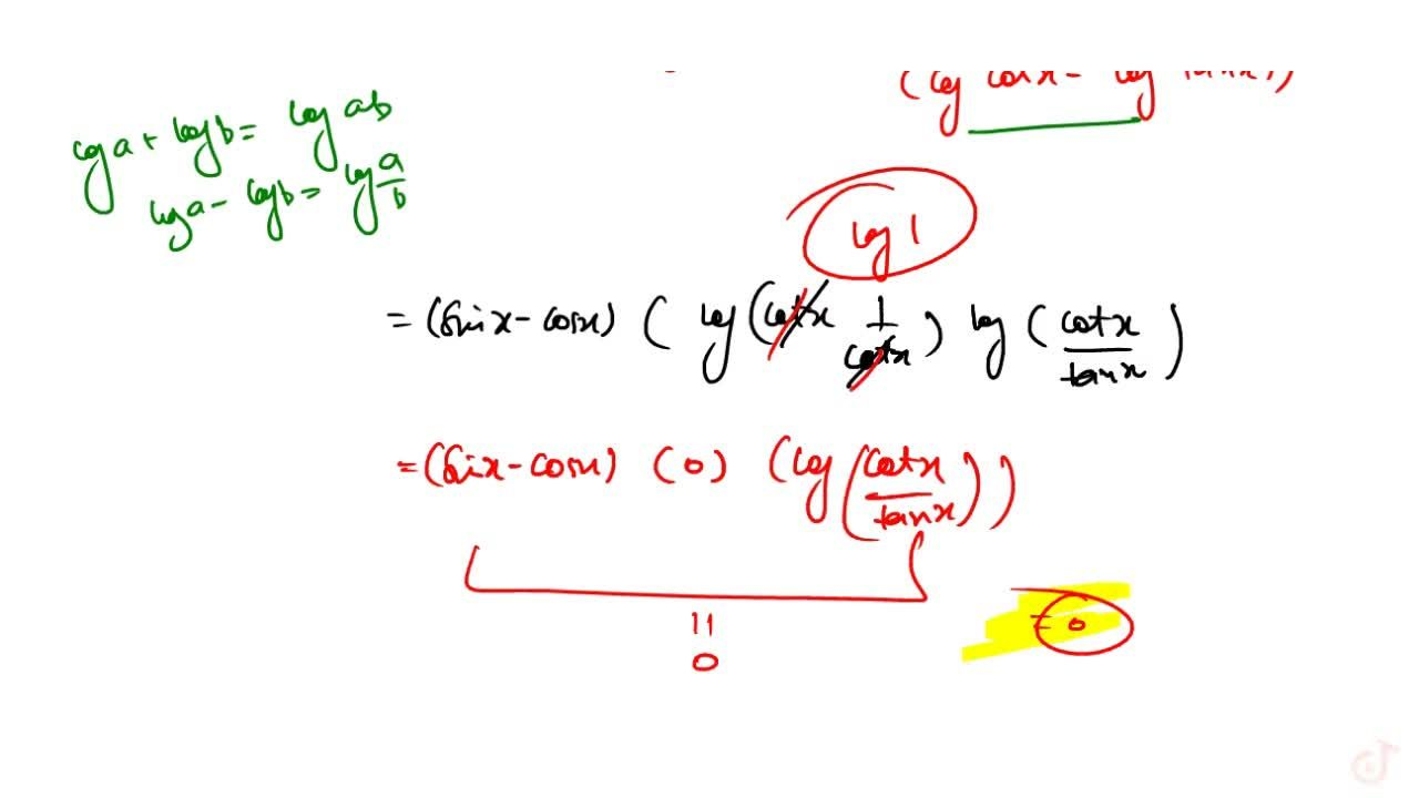 Solution for If x in R and n in I then the determinant Del