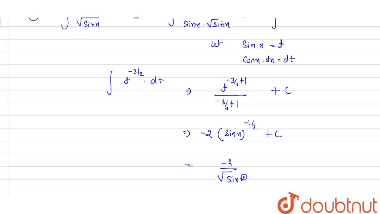 Solution for Evaluate the following : <br> (i)  int(x+(1),(x))