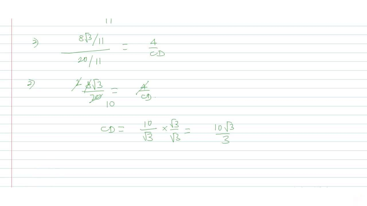 Solution for In DeltaABC, ,_ABC = 120^@, AB = 3 and BC = 4.