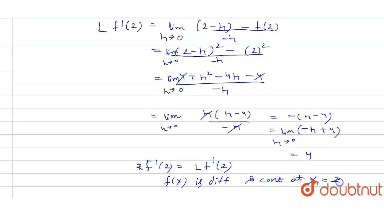 Solution for Show that the function f(x)=x^2 is continuous an