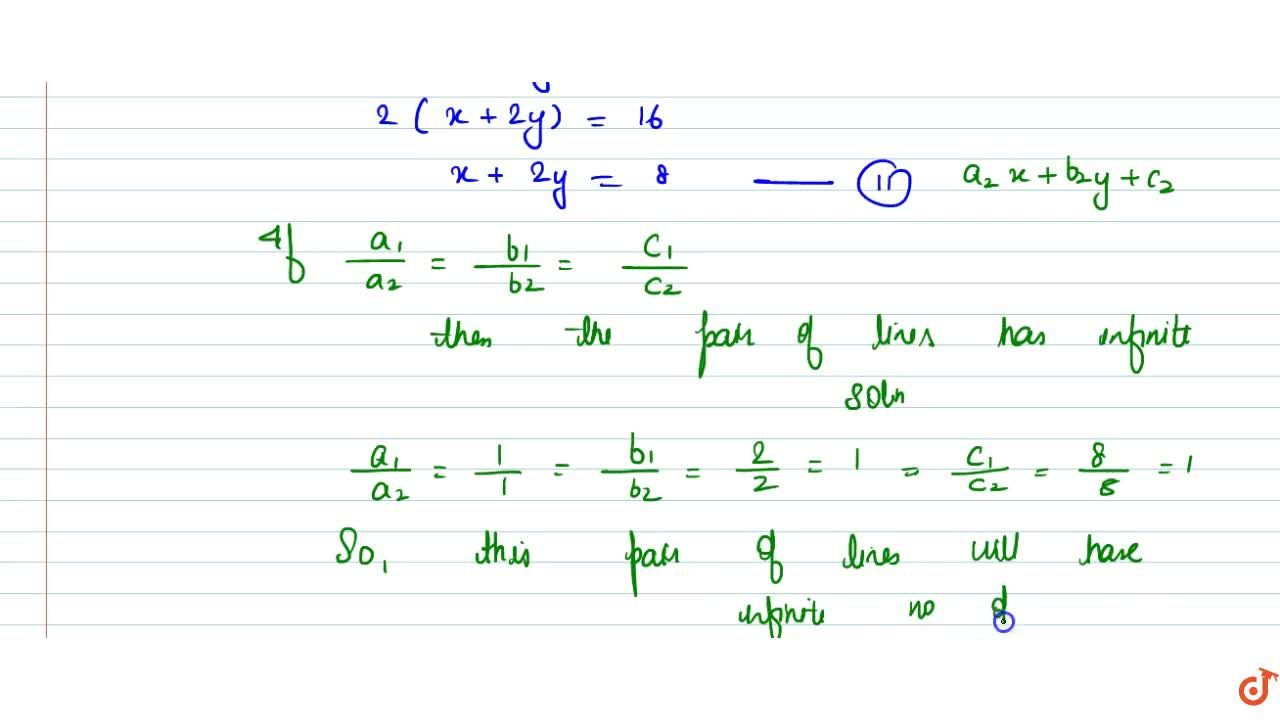 Solution for Find the number of solutions of the following pair