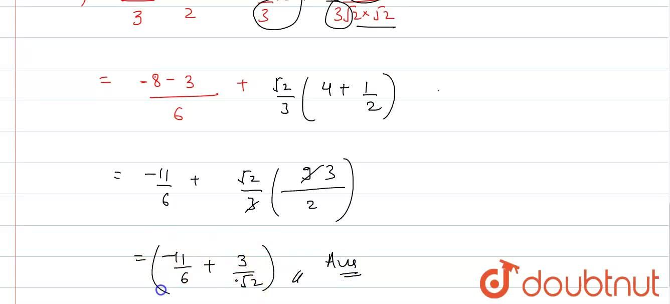 Solution for The area bounded by the curve y^(2)=1-x  and the