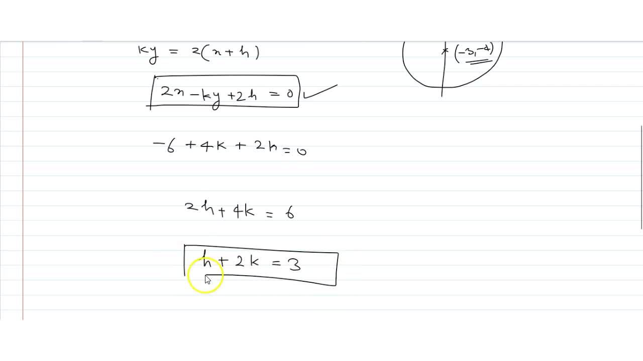 If normal of circle x^2 + y^2 + 6x + 8y + 9 = 0 intersect the parabola y^2 = 4x at P and Q then find the locus of point of intersection of tangent's at P and Q.