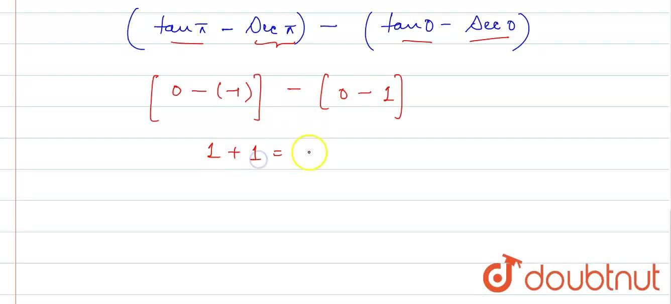 Solution for int_(0)^(pi)(dx),((1+sinx))=?