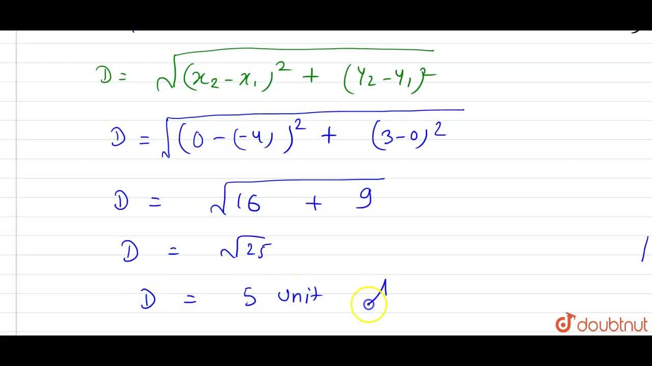 Reduce the equation 3x-4y+12=0 to intercepts form. Hence, find the length of the portion of the line intercepted between the axes.