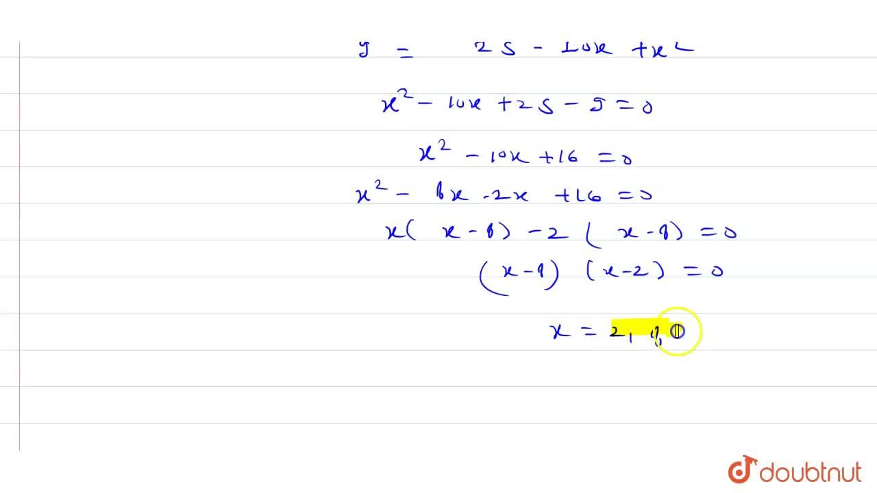 Find all possible values of x for which for distance between the points A(x, -1) and B(5, 3) is 5 units.
