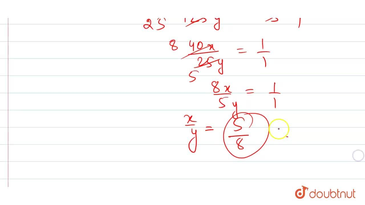 Solution for If the numerator of a fraction is increased by 20%