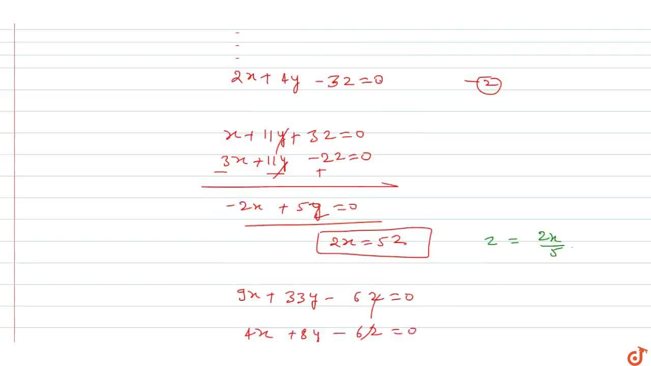 If the system of linear equations x+ky+3z=0, 3x+ky-2z=0, 2x+4y-3z=0 has a non-zero solution (x,y,z) then (xz),(y^2) is equal to