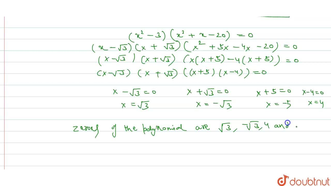 Solution for Find the quotient and the remainder when <br>  Fin