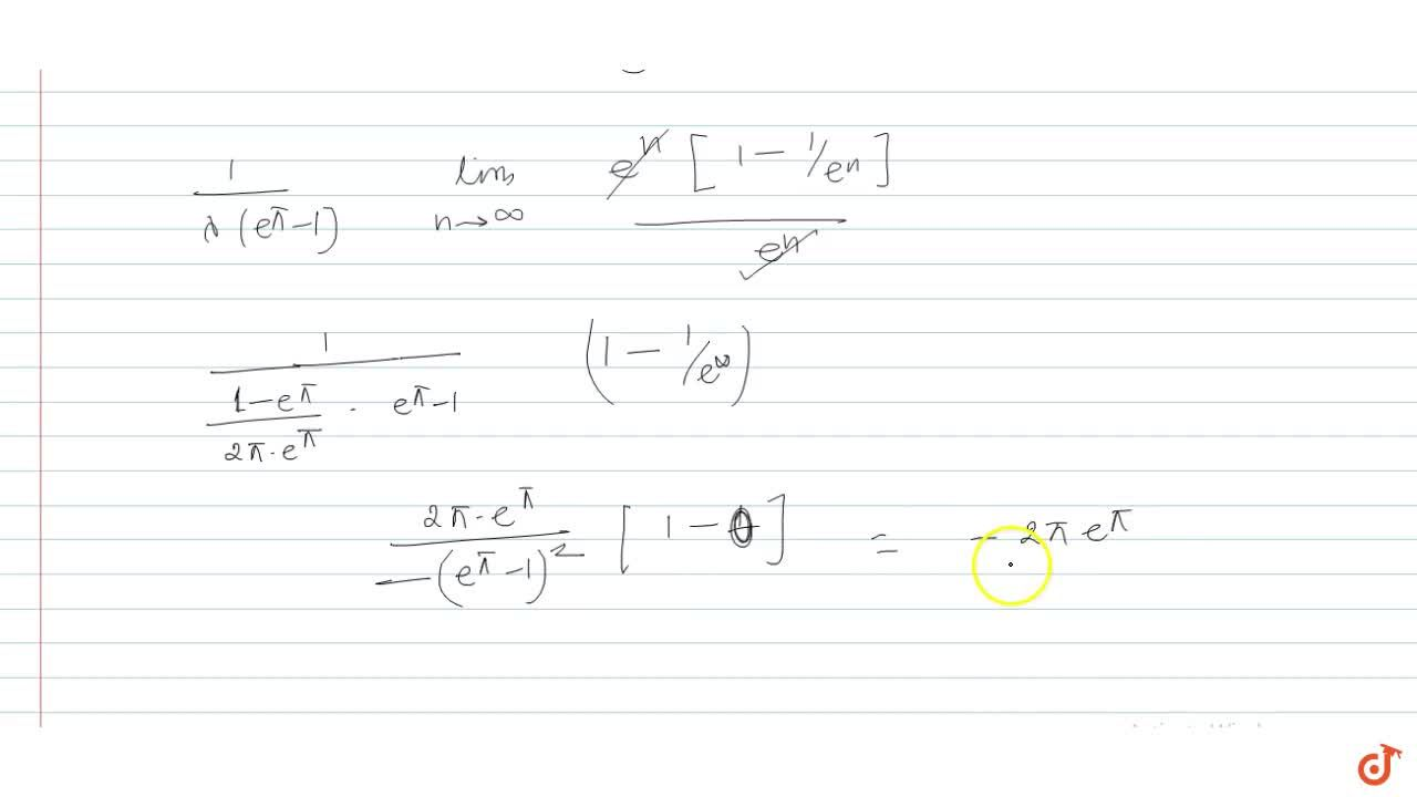 Solution for Let  f (x) be a differentiable function such tha