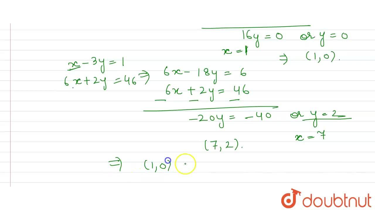 Solution for A (3, 4) and B(5, -2) are two points and P is a po