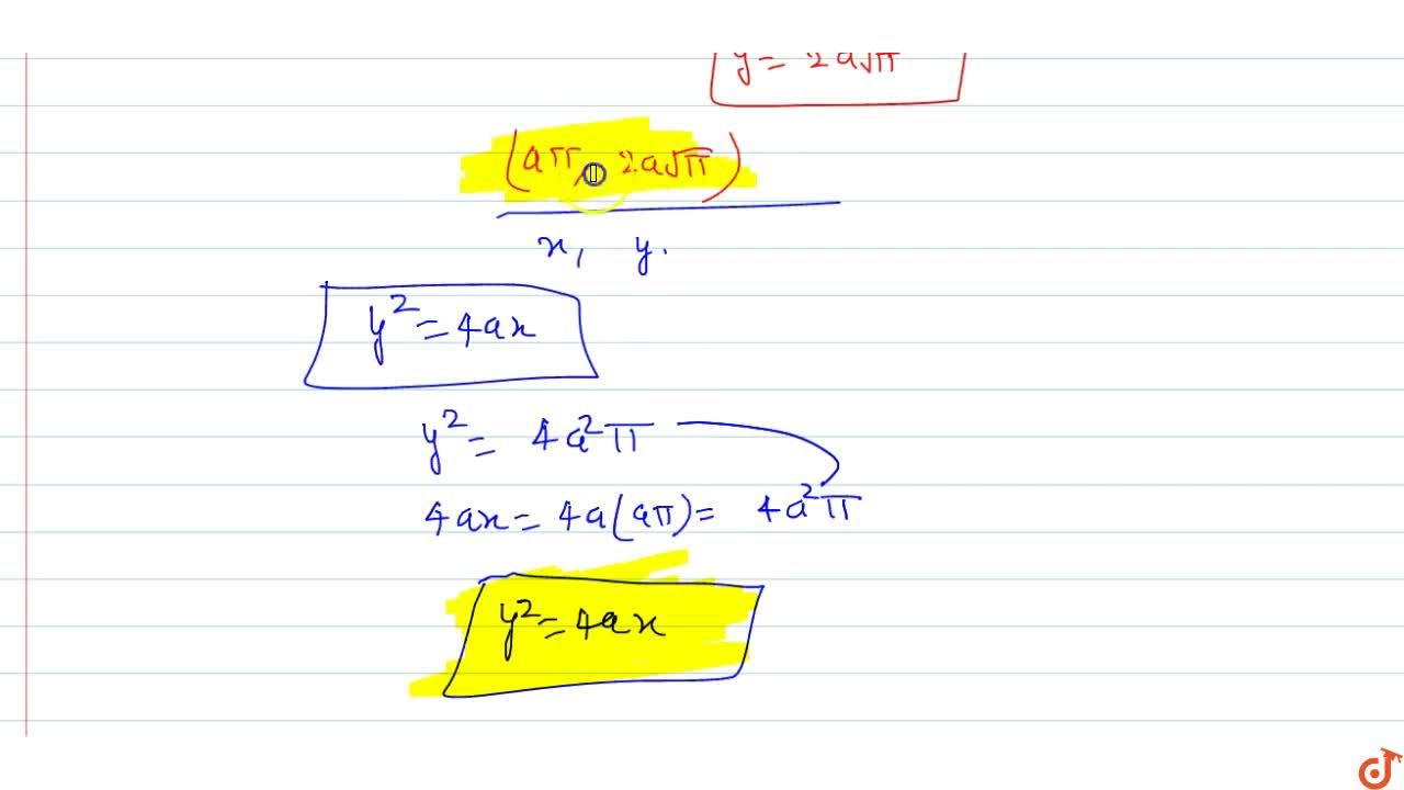 Solution for Prove that points of the curve y^2=4a{x+asin(x,a)