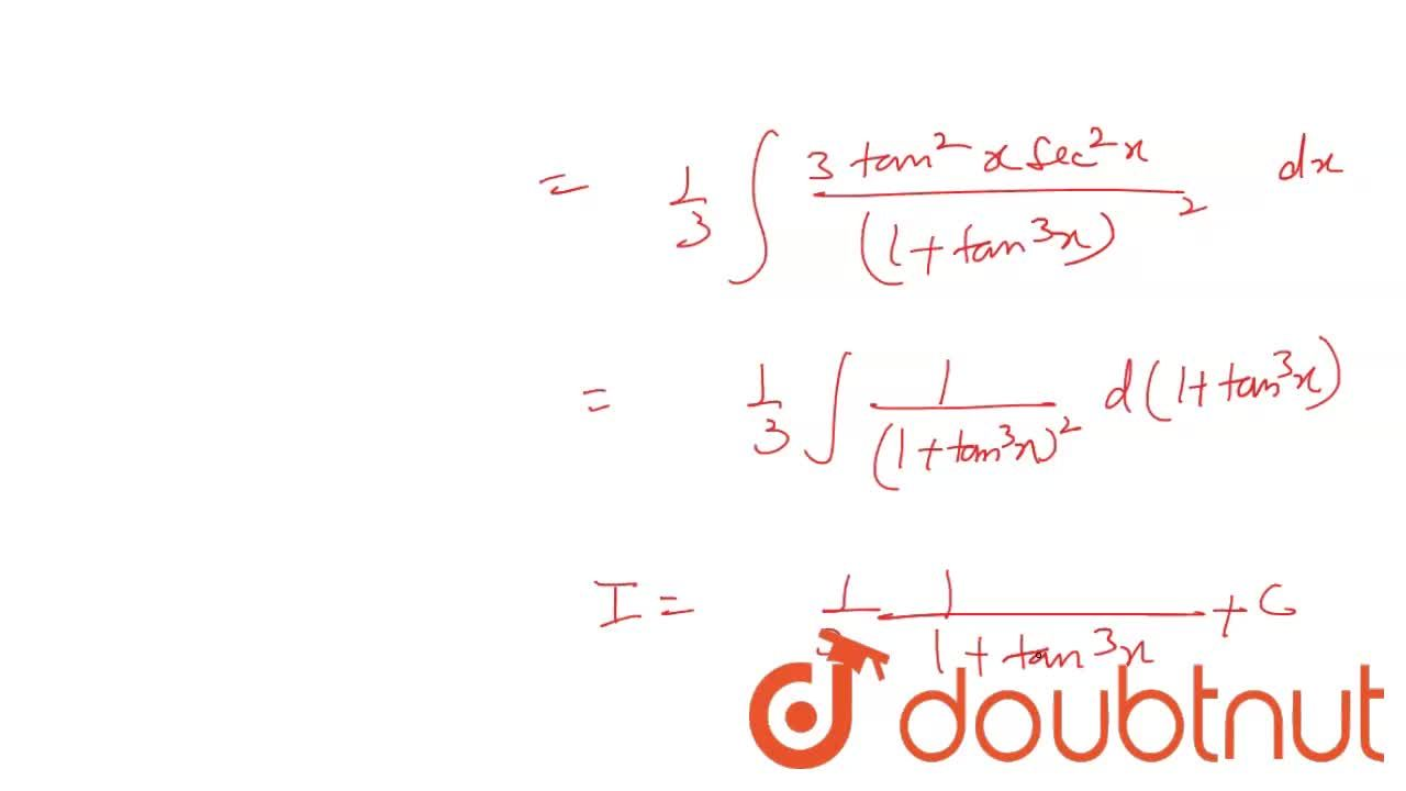 Solution for The value of int(sin^(2)xcos^(2)x),((sin^(3)x+cos