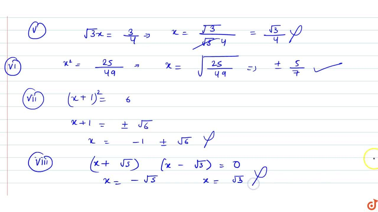 Solution for Solution of which of the following represent ratio