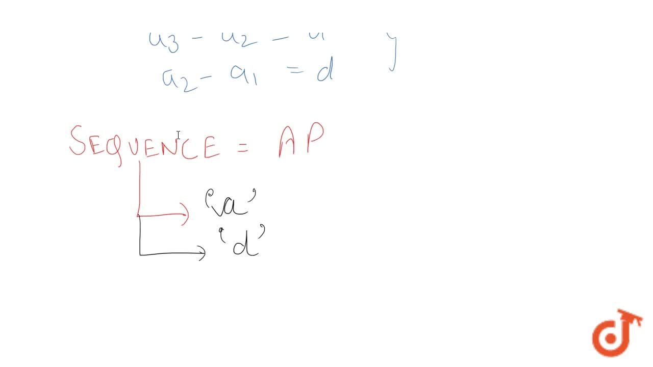 Solution for What is Arithmetic progressions ?
