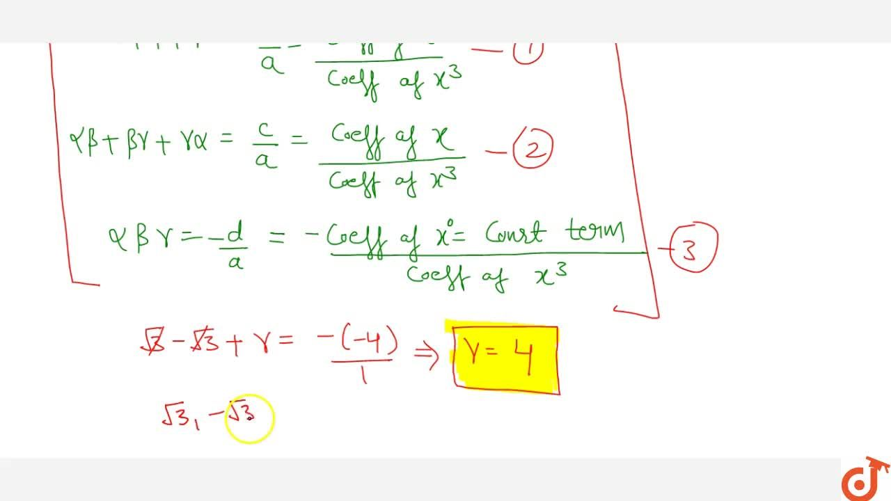 Solution for If the two zeros of polynomial f(x) = x^3 - 4 x^2