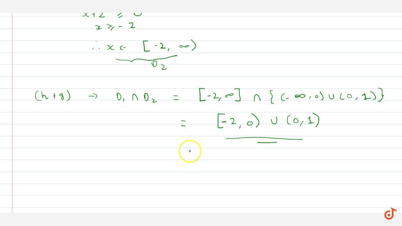 Solution for Find the range of (i) f(x)=|x-4|,(x-4) and domai