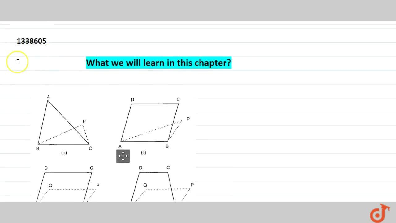 What we will learn in this Chapter